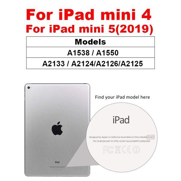Para iPad mini 4 5