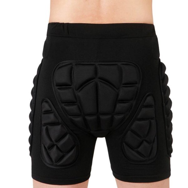 (259X) Protection Hip 3D Padded Shorts Breathable Lightweight Ski Skate Snowboard S/M/L