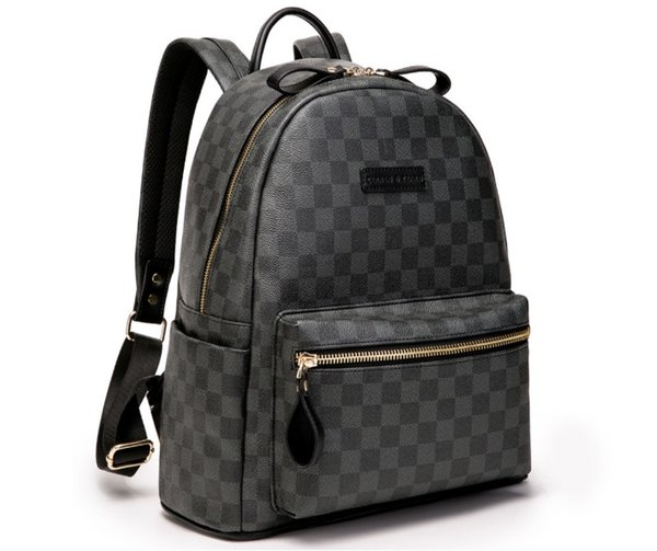 Men and women general Big shoulder bag, multi-functional large backpack, leather production, mountain leisure School bag