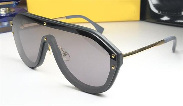 Lujo: hombres calientes, gafas de sol de diseñador de marca 0399 Piernas de metal clásicas, gafas vintage brillantes, estilo de verano, logotipo de láser de calidad superior
