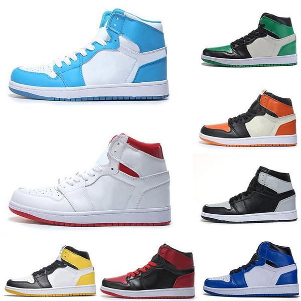 2019 Neu 1 Basketball-Schuhe X WHITE Herren Designer Sneaker für Herren Turnschuhe der Frauen Zapatill Mode LuxuxMens Schuhe Designer Sandalen Frauen