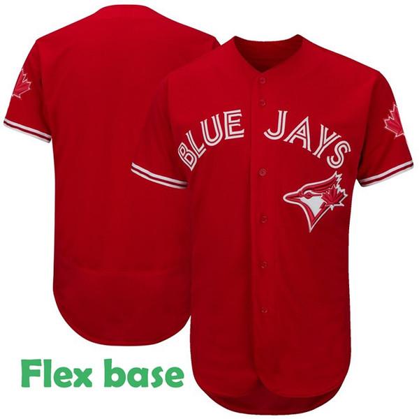 mens flex base red