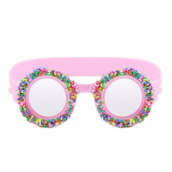 top popular HobbyLane Kids Child Glasses Water Sports Silicone Waterproof Anti-fog Eyes Protection Goggles Pink HobbyLane Kids Child Swimming Glas dO21# 2021