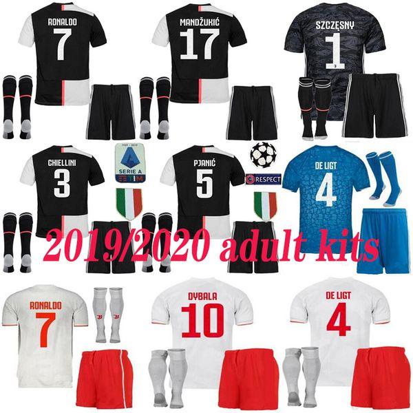 19 20 Occer Jer Ey Kit Home Goalkeeper Away 3rd Ock Zcze Ny Juve