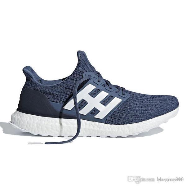 Compre Adidas 2019 High Quality Ultraboost 19 3.0 4.0 Zapatos Para Correr Hombres Mujeres Ultra Boost 5.0 Runs Blanco Negro Zapatos De Diseñador