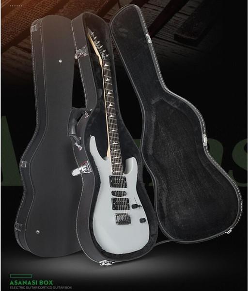 parfait étui de guitare électrique basse électrique sac piano plus capitonnées de velours étui de guitare portable etanche basse électrique