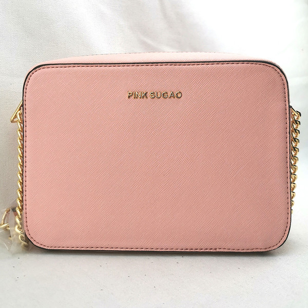 best selling Pink sugao handbags purses womens designer crossbody bag 2020 new styles womens purses handbags pu leather high quality 8 color
