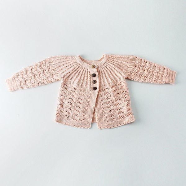 D pink coat