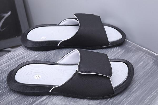2019 Comercio al por mayor 6 VI zapatillas 6s deslice las sandalias Hydro para mujer Zapatillas casuales Verano 12 color para hombre Diseñador Sandalias zapatillas de deporte corrientes al aire libre