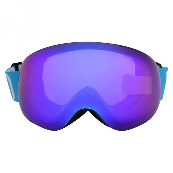 BE NICE Skiing Goggles Snowboard Snowmobile Skating Goggles Outdoor Anti Fog UV Protection Double Layer Lens Glasses Ski
