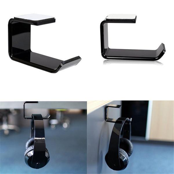 Durable Headphone Headset Holder Hanger Earphone Wall