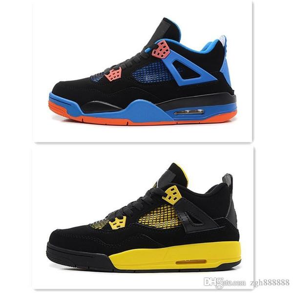 Compre NIKE Air Jordan 4 Retro 2019 4s What The 4 Men Wholesale Zapatillas De Baloncesto De La Mejor Calidad Con Box 4s Sneaker Trainer Envío Gratis A
