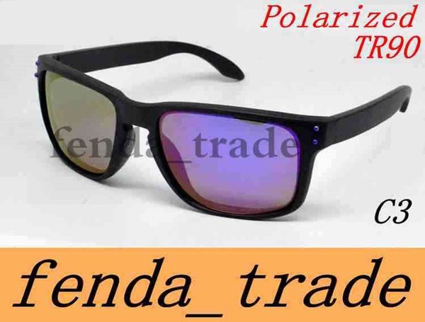 TR90 Picture frame 2017 NEW man women brand sunglasses Designer design High quality polarizedlens sunglasses color11 MOQ=10