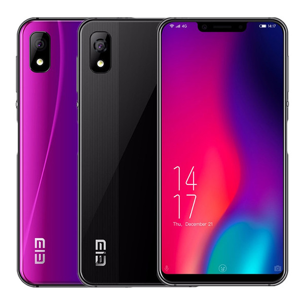 Elephone A4 Pro MT6763 Octa Core Cell Phone HD+Screen 5.85 Inch Android 8.1 Smartphone 4GRAM 64GROM 16MP 4G LTE Mobile Phone