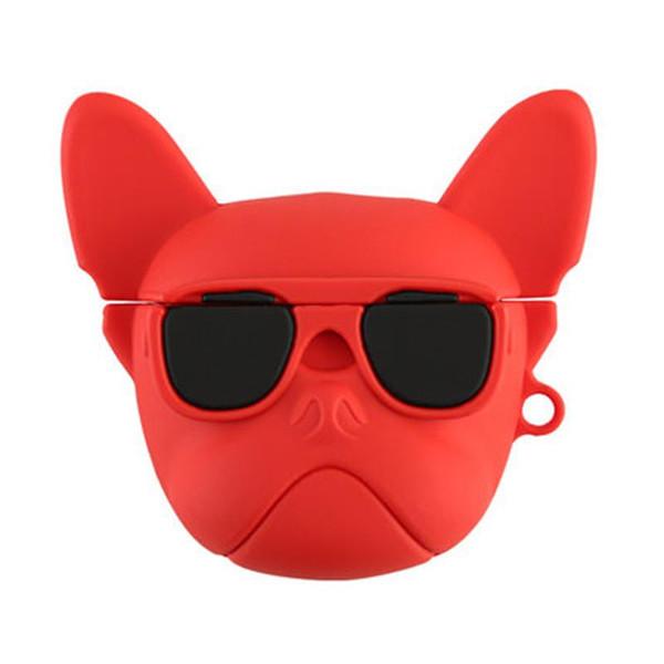 Красный для airpods pro