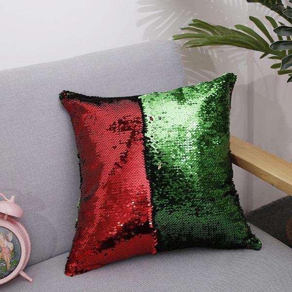 Rouge + vert