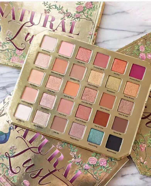 Newest Makeup Maquillage Natural Lust palette Eywshadow palette 30colors Sex Lust eyeshadow Palette Top Quality dhl shipping
