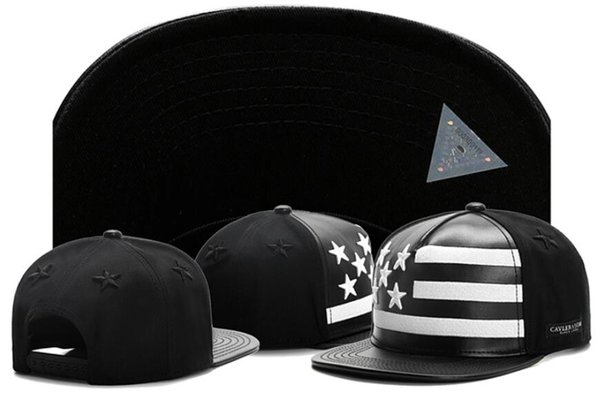2019 New retail Fashion CAYLER & SONS Snapback Cap Hip-hop Men Women Snapbacks Hat Baseball Sports Cap,CAYLER SONS V$A Star caps