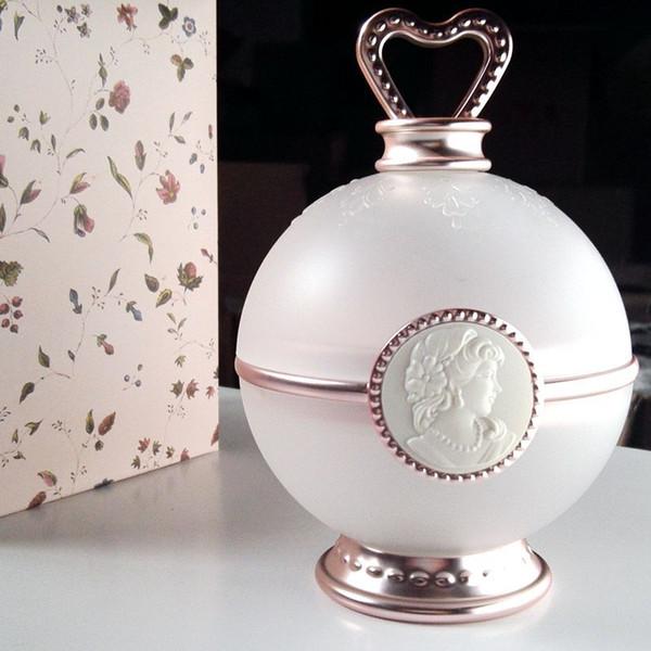 LADUREE ÉDITION LIMITÉE POT VISAGE DE COULEUR ROSE Fard à joues HOLDER Beauté Cosmétique Blender maquillage avec la boîte au détail.
