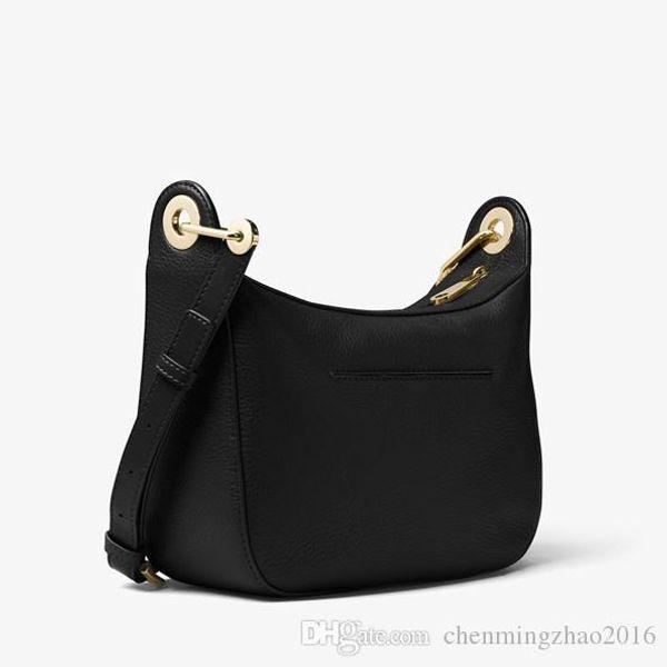 Envío gratis 2018 marca de moda diseñador de lujo bolsos bolso cruz patrón de cadena de cuero sintético bolsa de hombro Messenger Bag