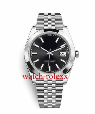 top popular 20 Style in Box Mens 41mm President 116334 126333 126334 126300 126331 126301 ETA Asia 2813 Movement Mechanical Automatic Men's Watches 2020 2020