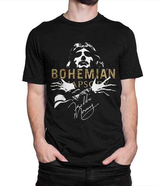 disfrute del envío de cortesía sin impuesto de venta Calidad superior Compre Camiseta Queen Bohemian Rhapsody, Camiseta Para Hombre Freddie  Mercury Rock Para Mujer A $12.7 Del Integritybusiness59   DHgate.Com