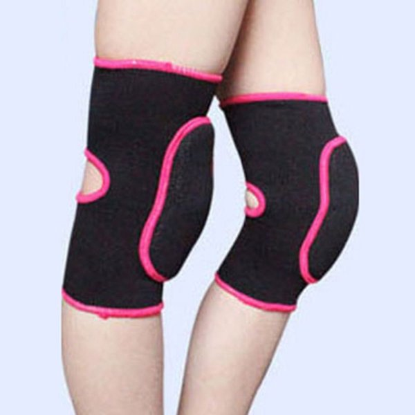 3-15Y Child Kids Boy Girl Knee Pad Dance Training Games Cotton Sports Knee Pad #293485