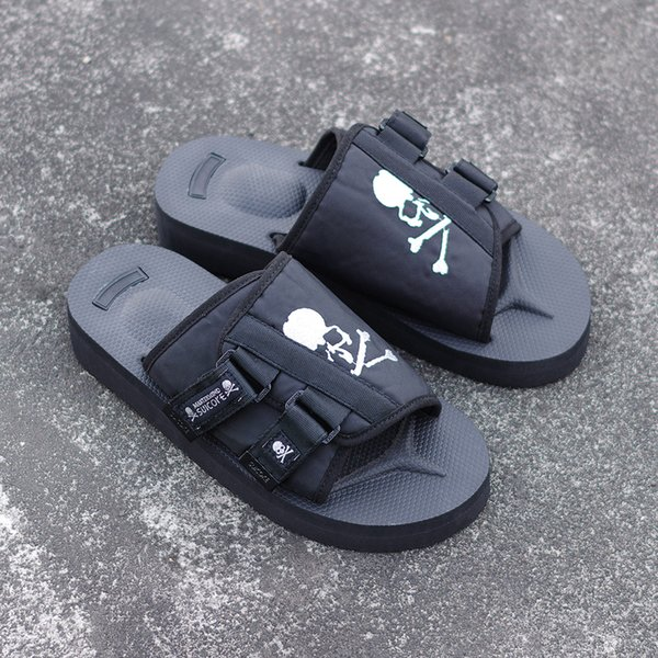 6ba6a9395a Mastermind JAPAN x Suicoke MOTO-VS MMJ Gladiator Sandals Fashion Men And  Women Summer Slippers Beach Outdoor Shoes zdl 89.