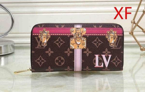 Portefeuille de luxe Nouvelle Marque Lether Mode Purse portefeuilles En gros PU Portefeuilles Occasionnels Meilleures Ventes Hommes Femmes Portefeuilles