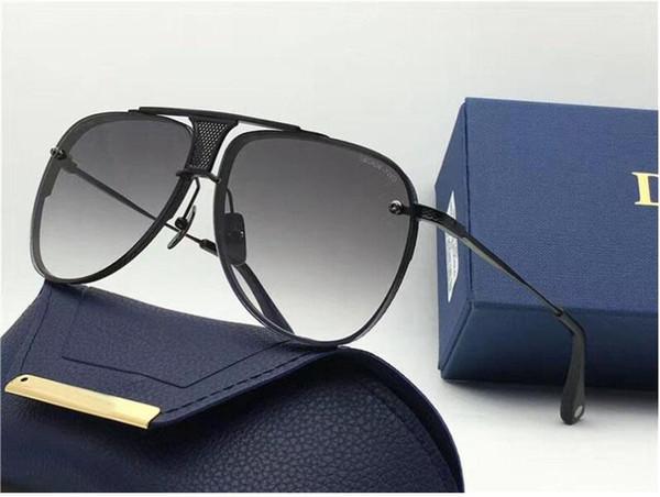 Mayorista-DECADE DOS pilotos de lujo de edición limitada nuevos diseñadores gafas de sol clásicas de marca de moda, embalaje original UV400