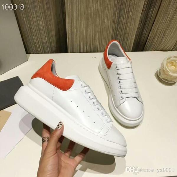 Nouveau Mens Designer Sneakers Chaussures Plates Brillants Cloutés Spikes Bas Rouge Chaussures Spikes Orlato Chaussures Casual Casual xrx19010111