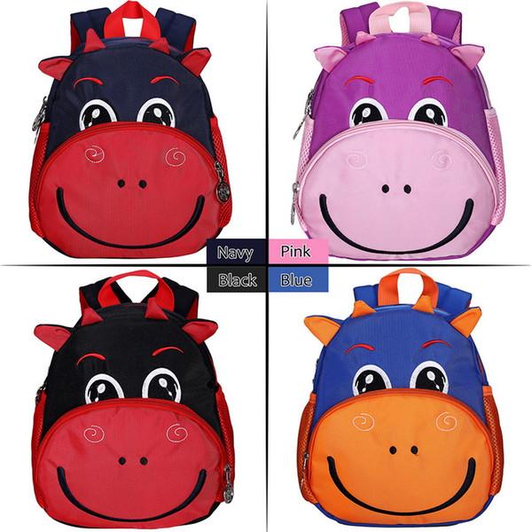 2019 новинка детский рюкзак детские школьные сумки для девочек мальчик 3D школьный рюкзак школьный детская сумка