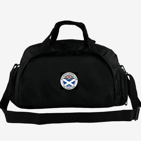 Ayr duffel bag United FC club tote The honest men Football backpack Exercise luggage Soccer sport shoulder duffle Outdoor sling pack