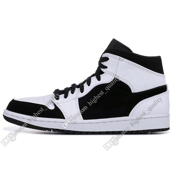 # 08 Siyah Beyaz (beyaz kene ile yan)