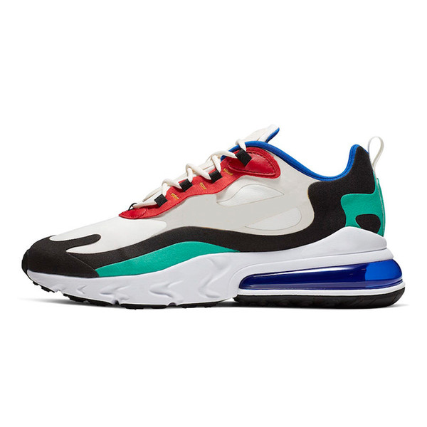 newest get cheap best supplier Acheter Nike Air Max Airmax 270 React Chaussures De Course Beluga ...