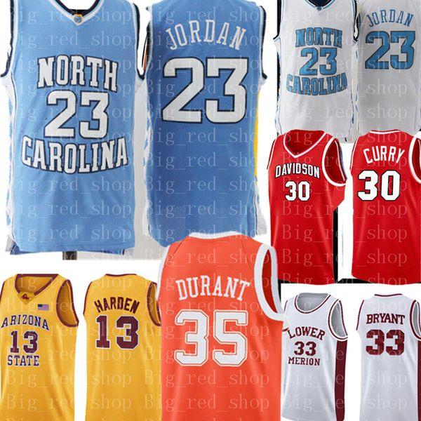 top popular MJ 23 Michael North Carolina Tar Heels Basketball Jerseys UCLA Russell 0 Westbrook Reggie 31 Miller jersey Cheap wholesale 2020