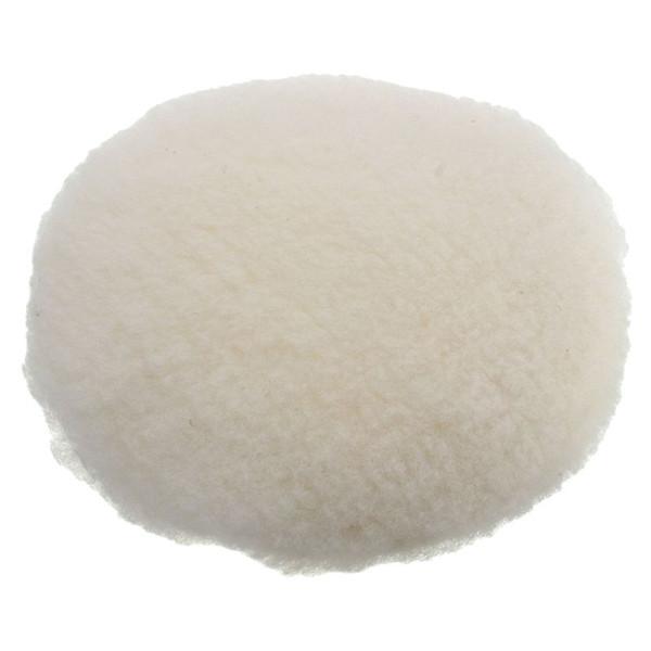 6 new white microfiber 9-10/'/' buffer bonnets detailing polishing detailing pro