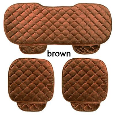 3 pcs brown
