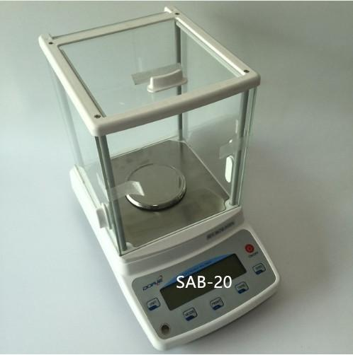 KI-104 100g / 0.1mg Cheap Electronic Balance , Electronic Weighing Balance , Bench Top Scale , Table Top Weighing Scale