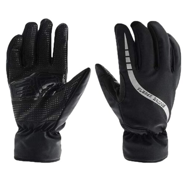 Winter Gloves with Thermal Lining for Men and Women Proof Resistant to Cold and Wind, Impermeable to Water
