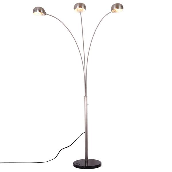 напольная лампа из нержавеющей стали Designer 3 головы / 5 голов рыбалка торшер гостиная офис отдыха светодиодные торшеры для гостиной