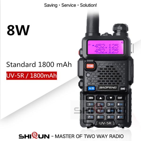 Standard 8W