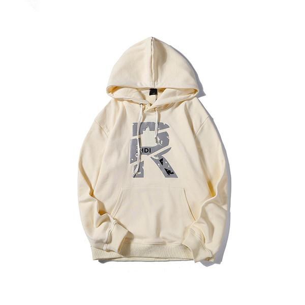 Designer Hommes Hoodies avec Lettres Automne De Luxe Sweats Streetwear Mode Tops Marque Pulls Hoodies O-Cou Vêtements M-2XL En Gros