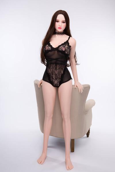 poupée de sexe en silicone japonais japonais ol poupée de sexe féminin réaliste vagin anal oral adulte poupée d'amour