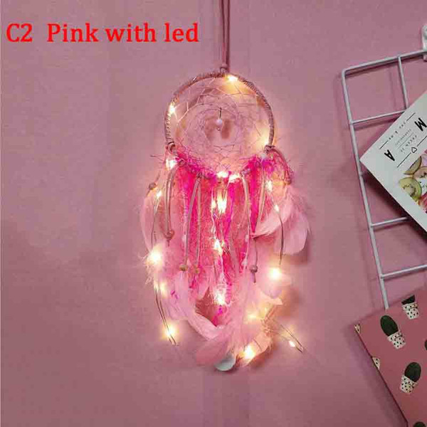 C2 Pink with led