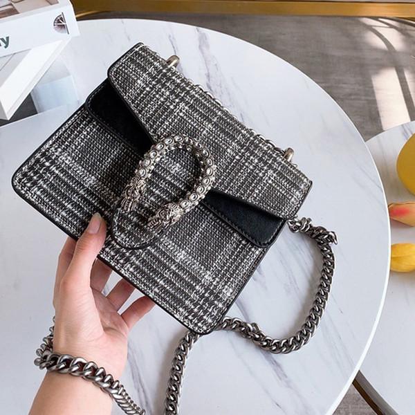 Designer-crossbody bags Dioysus chain bags brand fashion 8707# handbags purses single shoulder bag travel bags