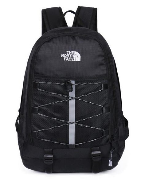 NORTH MAN THE men Hip-hop backpack waterproof FACEITIED backpack school bag travel bags large capacity travel laptop backpack Unisex bag