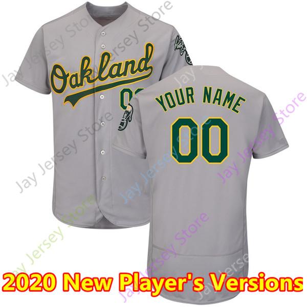 2020 Nuevo jugador # 039; s Versiones gris