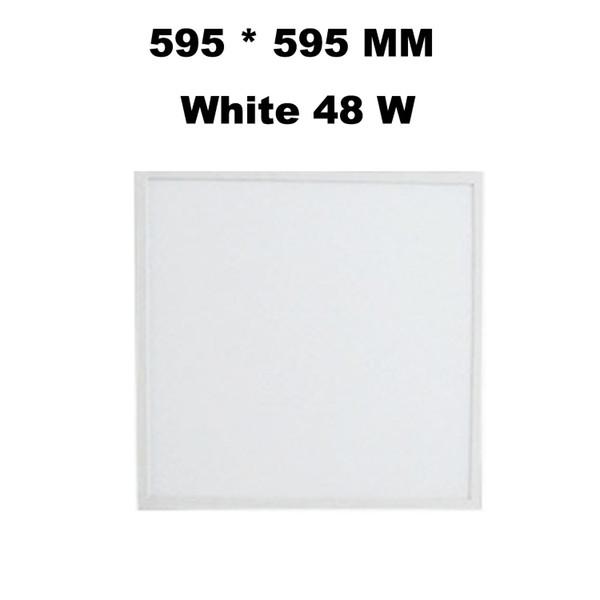 595*595 MM White 48 W