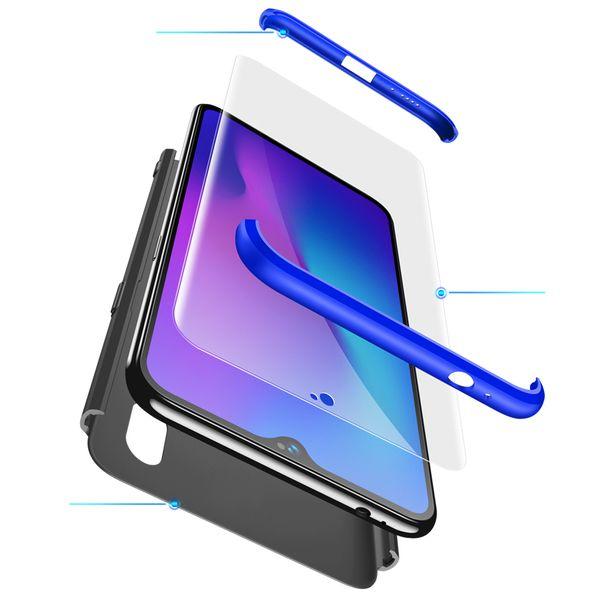 Cover posteriore Cover per telefono per Vivo Series Cover completa per PC con protezione completa da 360 gradi